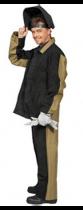 Костюм сварщика комбинированный со спилком 2,3 м