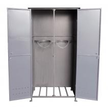 Шкаф для баллонов ШГБ-2-01
