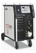Аппарат аргонодуговой сварки EWM Tetrix 551 FWD