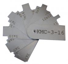 Набор катетомеров сварщика КМС-3-16