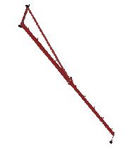 Консоль двухплечевая сварочная КП-2П