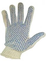 Перчатки х/б трикотажные с ПВХ