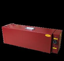 Электропечь для прокалки электродов ПСПЭ 10-400