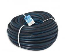 Рукав кислородный черный (с синей полосой)