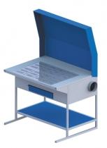 Стол сварщика сборочно-зачистной СС-2-01