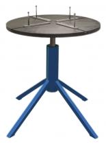 Стол сварщика с поворотной плитой ССУ-1-01