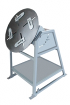Стол сварщика с поворотной плитой ССУ-3-02