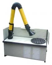 Стол сварщика ССВП-1-1 с поворотной плитой